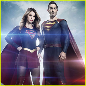Tyler Hoechlin Suits Up As Superman For 'Supergirl'