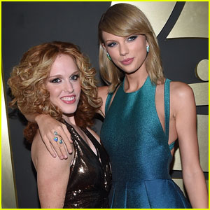 Taylor Swift's BFF Abigail Anderson Tweets Support For Her
