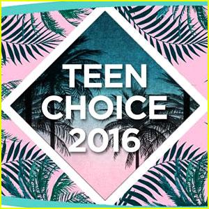 Teen Choice Awards Winners 2016 - Full List!