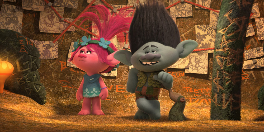 Anna Kendrick Debuts New Trolls Clip At Comic Con 2016 Watch Here