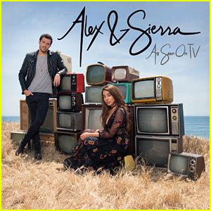 Alex & Sierra Announce New Album 'As Seen On TV'; Drop New 'Toxic' Vid - Watch Here!