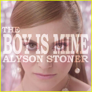 Alyson Stoner Drops 'The Boy Is Mine' Teaser - Listen Now!