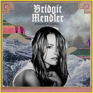 Bridgit Mendler Debuts New Song 'Atlantis' - Lyrics & Download Here!