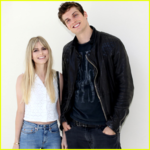 Carlson Young Skypes Every Day With Fiance Isom Innis