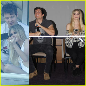 Scream's Carlson Young Jets to Rio With Daniel Sharman for 'Bloody Weekend'