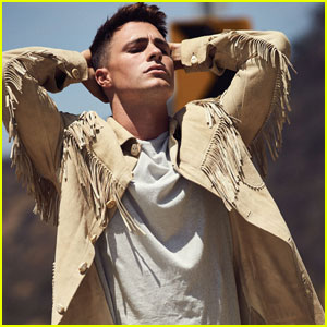 Colton Haynes Is Swoon-Worthy for 'Out' Magazine