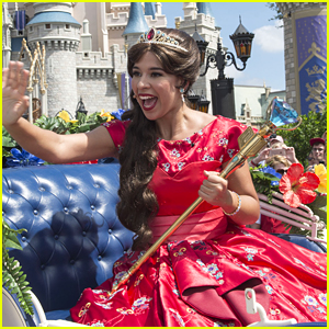 Jenna Ortega Joins Elena Of Avalor's Royal Debut Celebration at Walt Disney World
