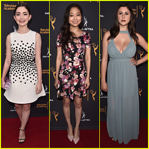 Emily Robinson, Krista Marie Yu & Amber Coney Celebrate Diversity In Hollywood