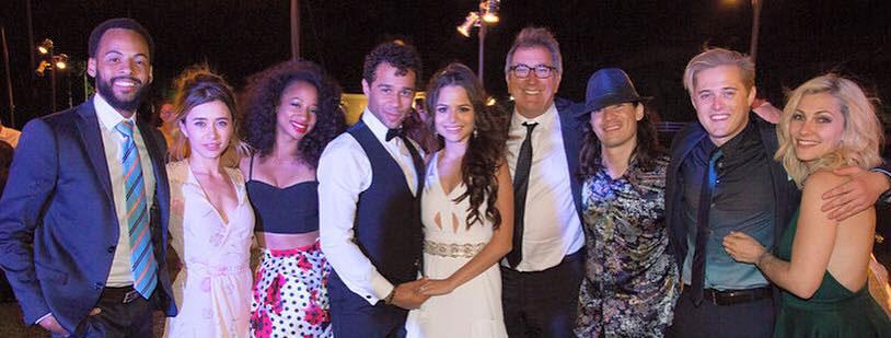 Monique Coleman, Lucas Grabeel & More 'HSM' Stars Attend