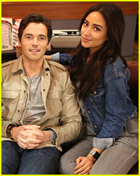 Shay Mitchell & Ian Harding Discuss Life After 'Pretty Little Liars'