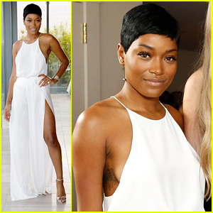 Keke Palmer Joins Glamour For Women In Technology Dinner