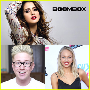 Laura Marano, Tyler Oakley, Jenn McAllister & More Up for Streamy Awards 2016