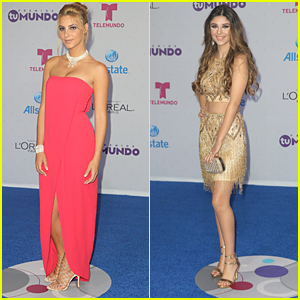 Lele Pons Smacks Lincoln Palomeque at Premios Tu Mundo Awards!