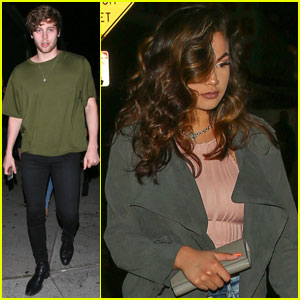 Luke Hemmings Enjoys Fun Date Night With Girlfriend Arzaylea!