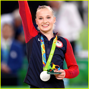 Team USA's Madison Kocian Wins Silver Medal on Uneven Bars in Rio!
