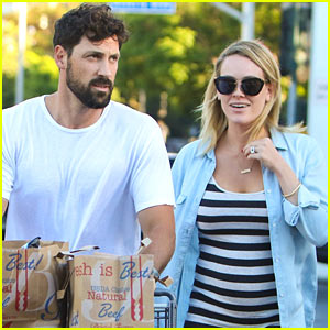 Maksim Chmerkovskiy & Peta Murgatroyd Are Having a Son!