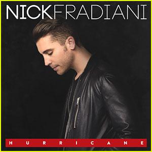 Nick Fradiani Drops Debut Album 'Hurricane' - Download & Listen Now!