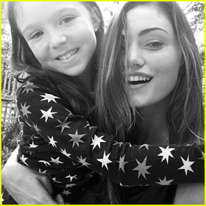 Phoebe Tonkin Cutely Intros 'Originals' TV Daughter To Fans on Instagram