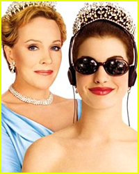 Anne Hathaway Clearly Knows How To Celebrate 'The Princess Diaries' 15th Anniversary