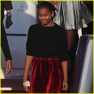Sasha Obama Got a Summer Job at a Martha's Vineyard Restaurant!