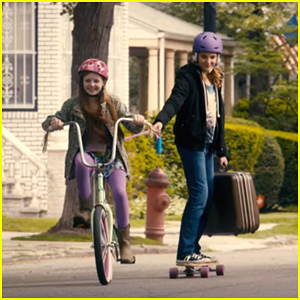 Sophie Nélisse Finally Makes Friends with Clare Foley In New 'Great Gilly Hopkins' Trailer