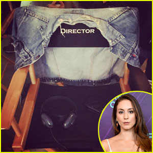 Troian Bellisario Shares Photos From the Director's Chair on 'Pretty Little Liars'!