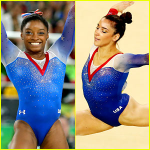 Simone Biles & Aly Raisman's Final Floor Exercise Videos Are Live!