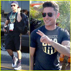 Zac Efron Is Ready to Splurge on Pizza With the 'Final Five'