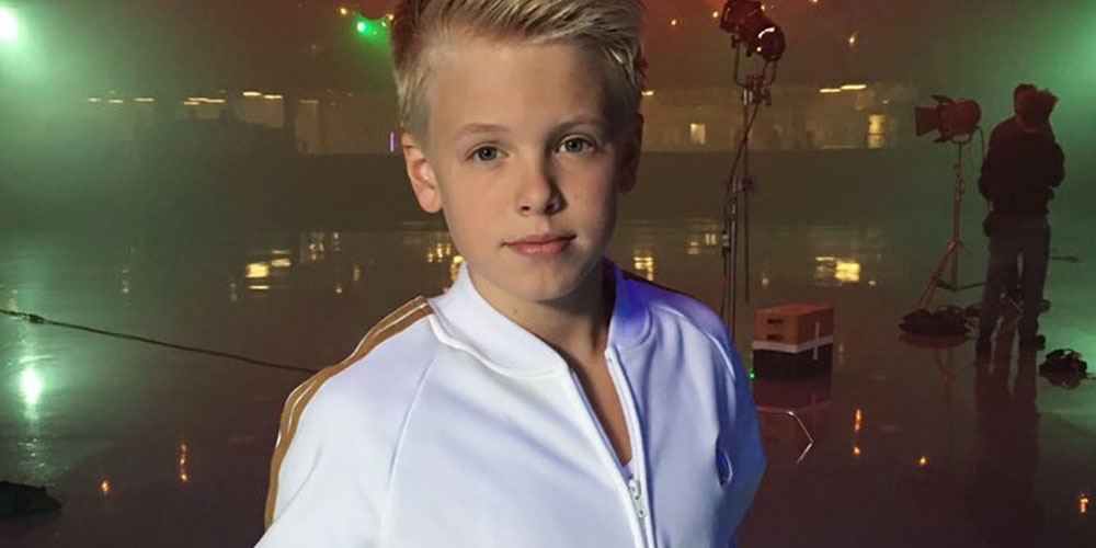 Carson Lueders Tries To Get Back His Girl in 'Bae Back ...