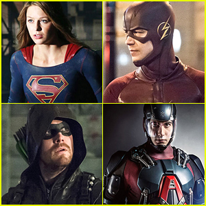 'Supergirl' 'Flash' 'Legends' & 'Arrow' Big Bad Crossover Villain Revealed!