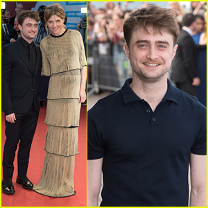 Daniel Radcliffe Honored at Deauville Film Festival 2016