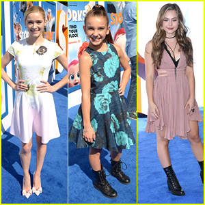 SYTYCD's Emma Hellenkamp Attends First Premiere with Greer Grammer & Brec Bassinger