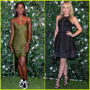 Justine Skye Joins Tiffany Trump at Just Drew NFYW Presentation Before Debuting New Song 'U Don't Know'