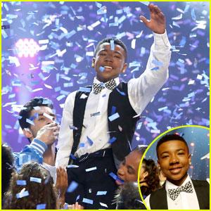 Kida Burns Wins 'So You Think You Can Dance: The Next Generation' Season 13!