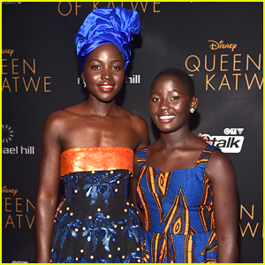 Queen of Katwe's Madina Nalwanga Credits Lupita Nyong'o With Help in Hollywood