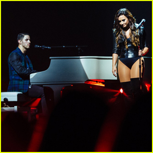 Nick Jonas & Demi Lovato Finish 'Future/Now' Tour With Epic Show in LA