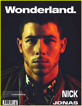 Nick Jonas Covers 'Wonderland' Mag's Autumn Fashion Issue!
