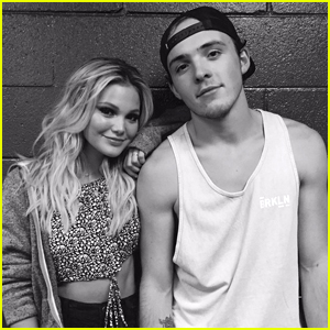 Olivia Holt Heads Back Out On Tour with Ryland Lynch & Isac Elliott