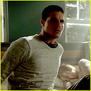 Robbie Amell Gets Kidnapped in 'Arq' Trailer - Watch Here!