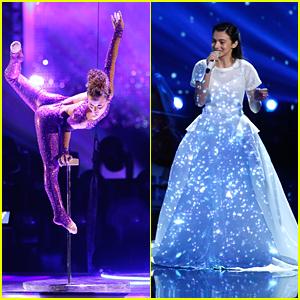 Sofie Dossi & Laura Bretan Perform on 'America's Got Talent' Finals - Watch Now!
