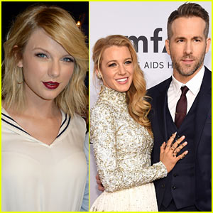 Taylor Swift Heads to the Hospital to Welcome Blake Lively & Ryan Reynolds' New Baby! (Report)