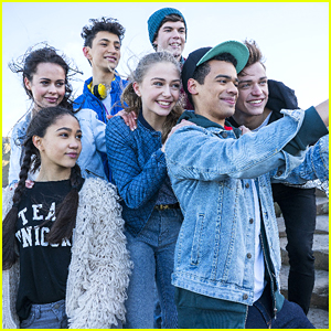 Thomas Doherty's New Show 'The Lodge' Coming To Disney Channel In October!