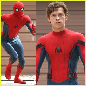 Tom Holland & Chris Pratt Are Ready to Have a Dance Off