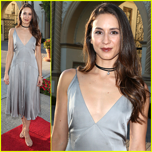 Troian Bellisario Steps Out For 'Sister Cities' Premiere with Ava Kolker