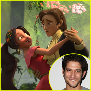 Tyler Posey Sings as Prince Alonso in 'Elena of Avalor' - See The Vid!