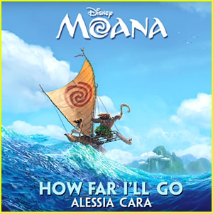 'Moana' Song 'How Far I'll Go' - Hear Alessia Cara Sing It!