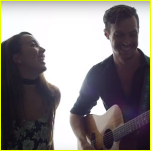 Alex & Sierra Drop Light-Focused 'Animals' Music Video - Watch Now!