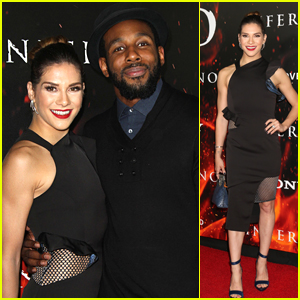 Allison Holker Went Outside Her Comfort Zone at 'Inferno' Premiere This Week