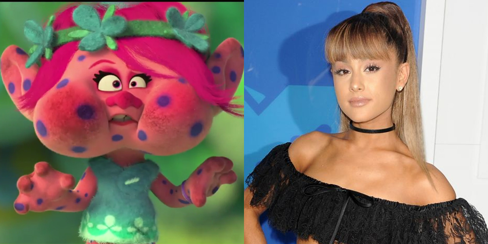 Ariana Grandes Song Featured In Newest Trolls Trailer Watch Here