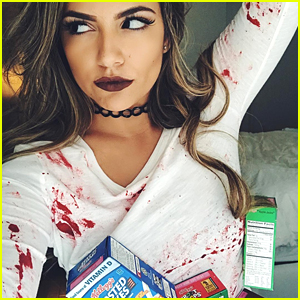 Bethany Mota Shares Last Minute Halloween Costume Hacks